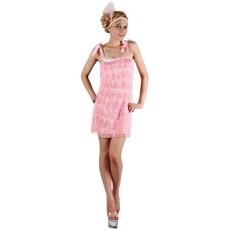 Charleston kleding pink