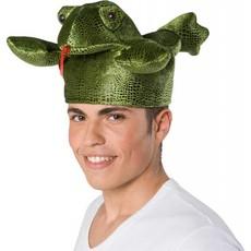 Groene Kikker Muts