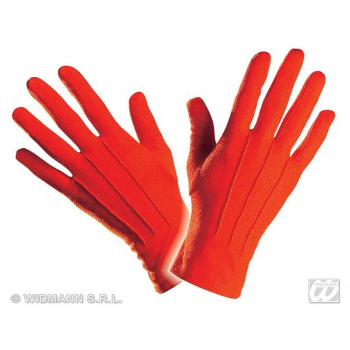 Handschoenen rood