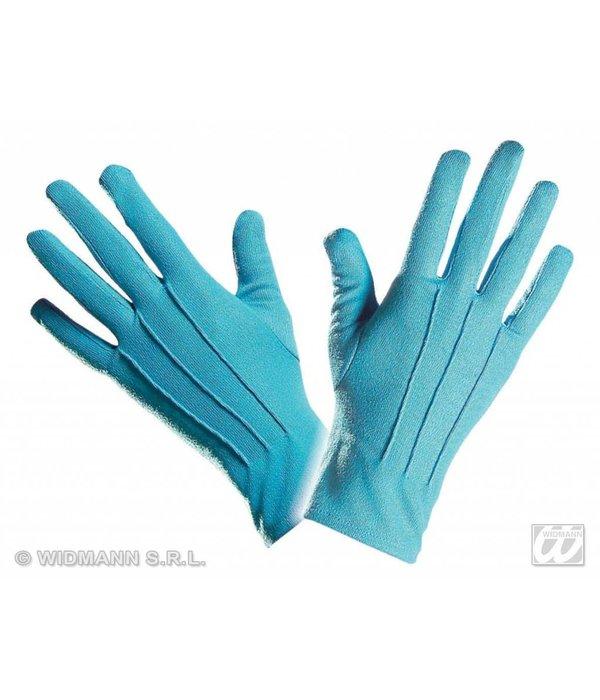 Handschoenen blauw