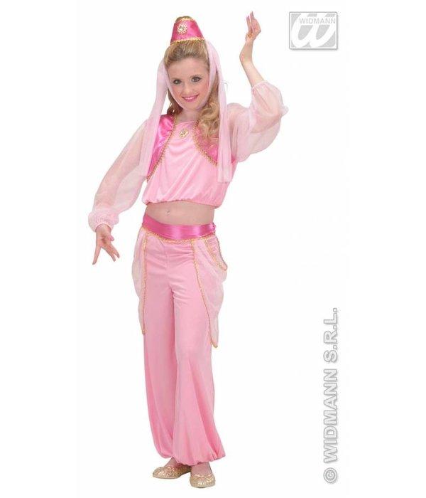 Arabische schone pink kind