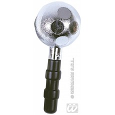 Samba bal zilver metalic