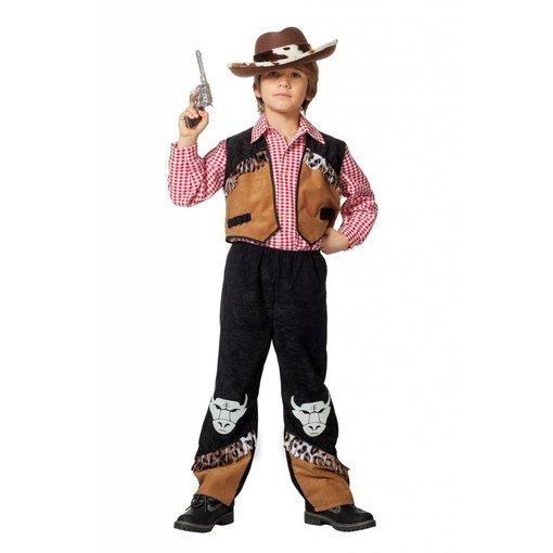 Cowboypak jongen Buffalo