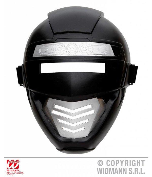 Robot masker kind zwart