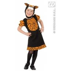 Kleine tijger pakje kind