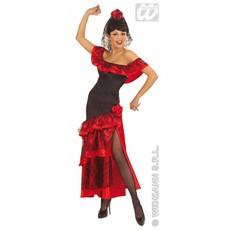 Spaanse Senorita jurk