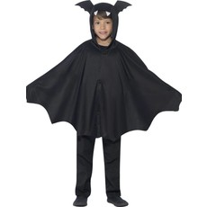 Vleermuis Batman cape kind