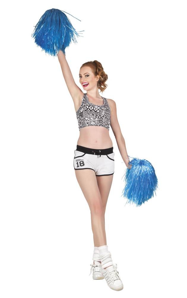 Cheerleader pompom