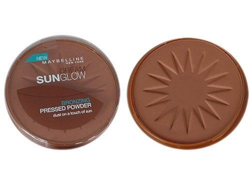 Bronzing Pressed Powder Maybelline Golden