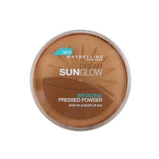 Bronzing Pressed Powder Maybelline Bronze