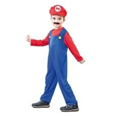 Loodgieter Mario pakje peuter 92-104cm