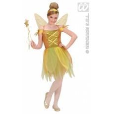 Pixie gouden woud kind