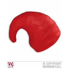 Smurfenmuts rood