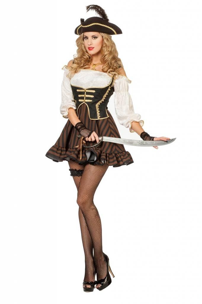 Pirate Dame Jurk nodig? Laaggeprijsd en snel bezorgd ...