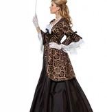 Markiezin jurk Estella