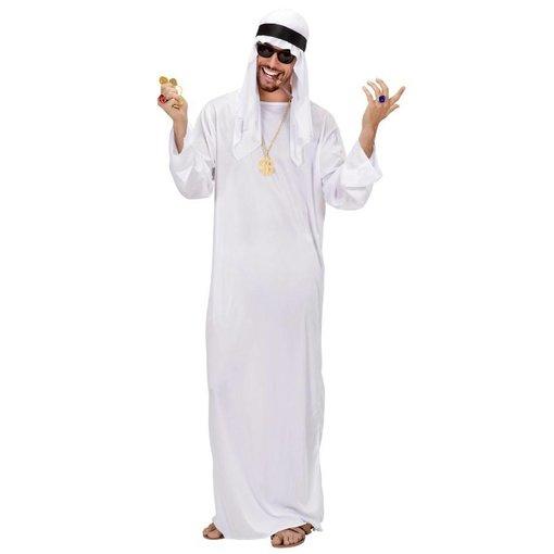 Arabische Sjeik met hoofdband