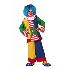 Clown verkleedpak kind