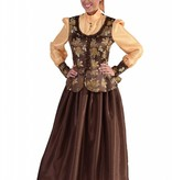 Victoriaanse jurk