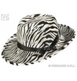 Dandy hoed zebra