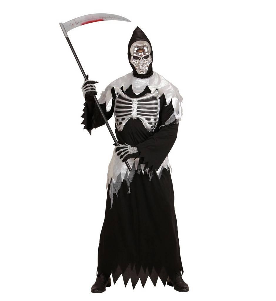 Magere Hein Halloween pak man