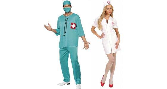 Verpleegster - Dokter