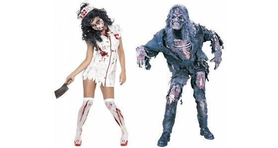Nr1 In Halloween Kleding Griezel Kostuums Feestbazaarnl