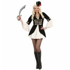 Sexy Piratenkapitein outfit