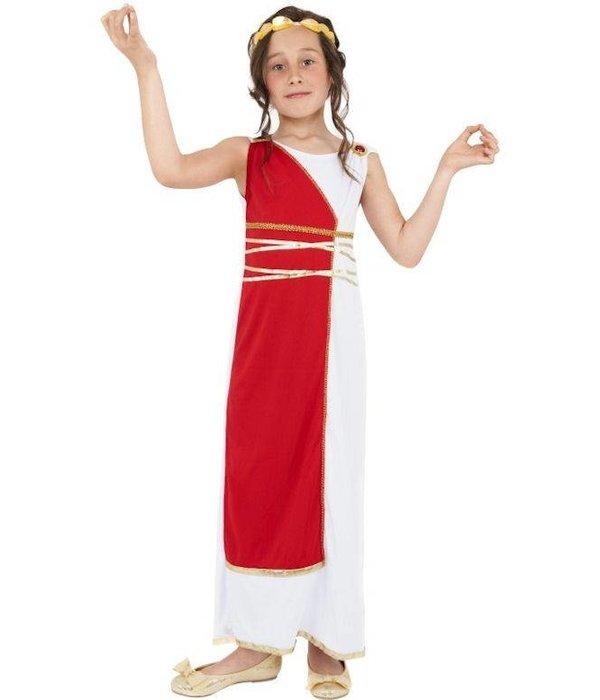 Griekse Godin verkleedpak meisje