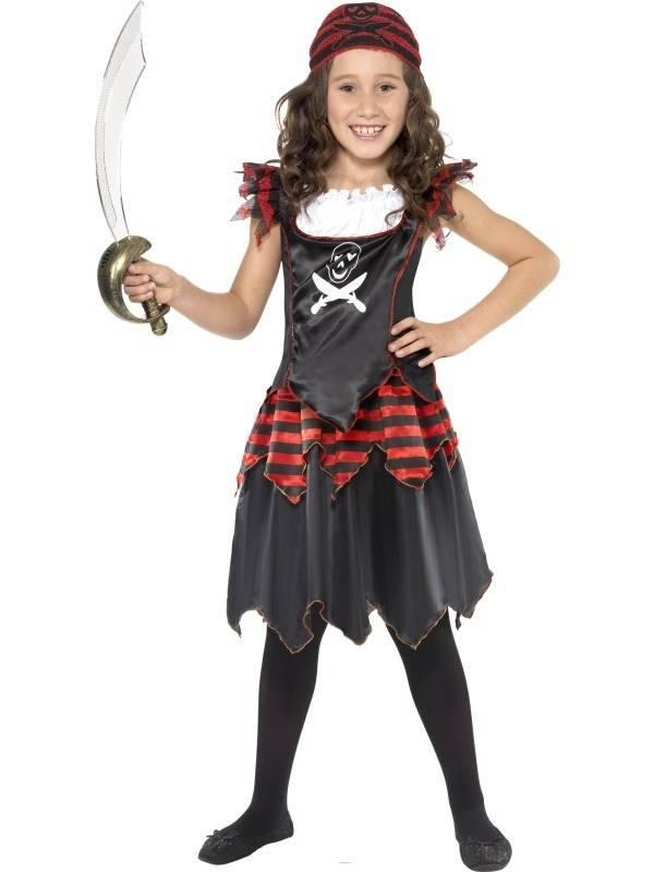 Wonderbaar Piraten verkleedkleding meisje - Feestbazaar.nl CF-76