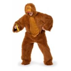 Gorilla kostuum de luxe