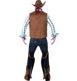Franje Cowboy verkleedpak