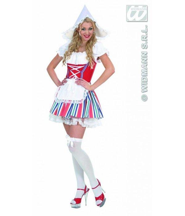 Kostuum Kaasmeisje Hollandse vrouw Karlijn