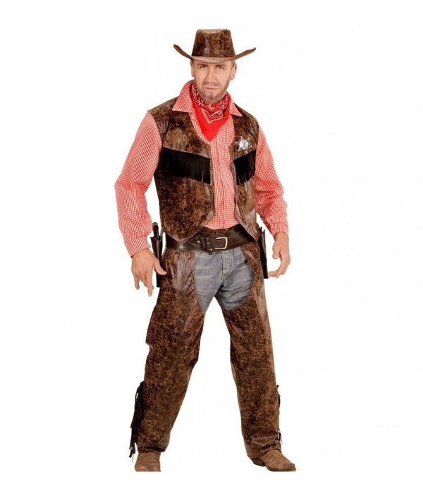 Stoer Cowboy pak mannen
