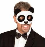 Oogmasker panda pluche