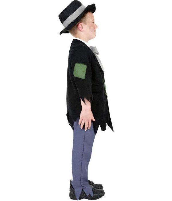 Victoriaanse kostuum jongen