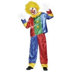Clowns kostuum kind