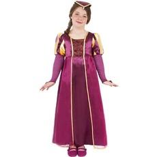Tudor meisje kostuum