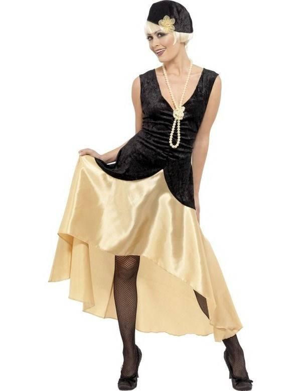 jaren 20 outfit