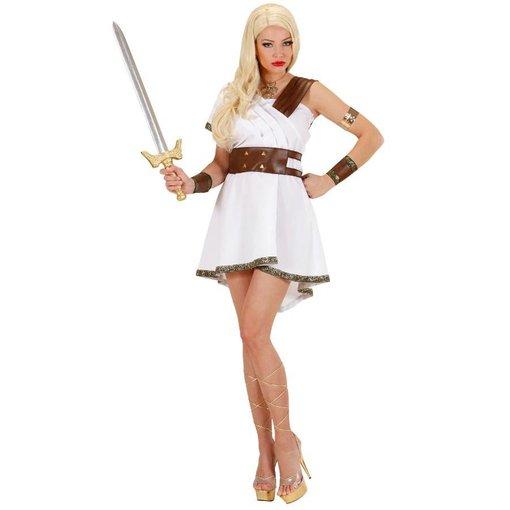 Olympische strijder Romein kostuum