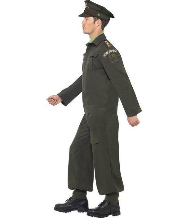 2e wereldoorlog soldaat kostuum