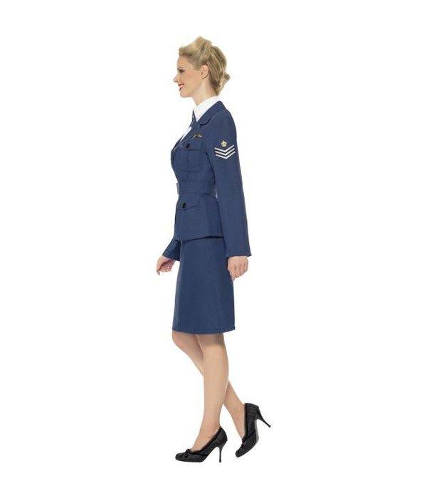 Air Force kapitein kostuum 40's dame