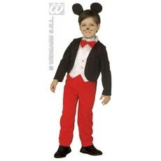 Mickey Mouse pakje jongen