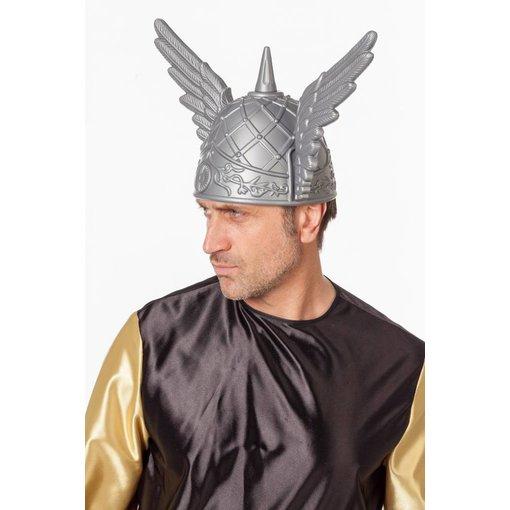 Helm Viking met vleugels
