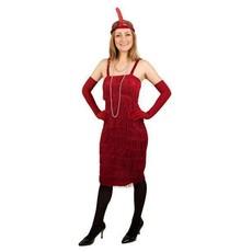 Charleston kostuum Deborah
