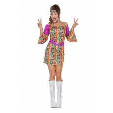 Hippie kostuum danes Topaz