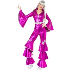 Dancing dream kostuum pink