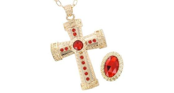 Sinterklaas ring - sieraden