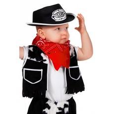 Cowboyhoedje Texas klein
