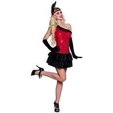 Flapper kostuum Ruby