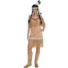 Authentieke western Indiaanse jurk